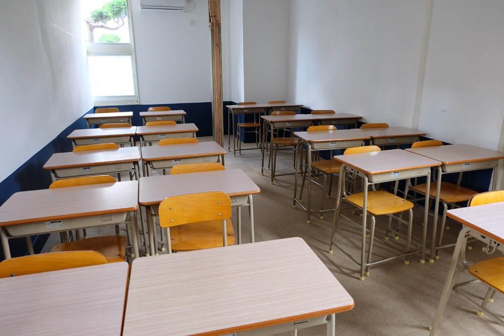 タビト學舎の教室