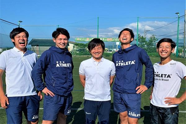 りおぺーどら加賀のコーチ陣5人