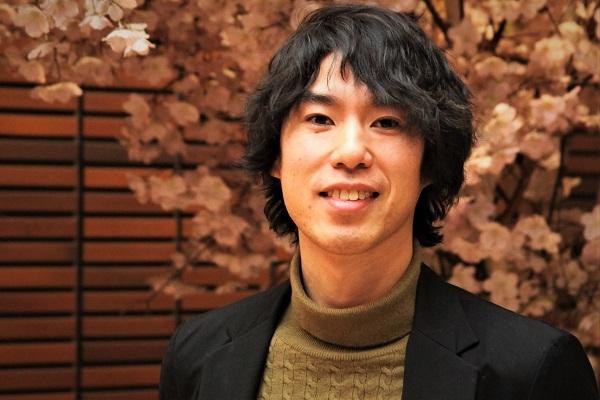 吉本さんの笑顔