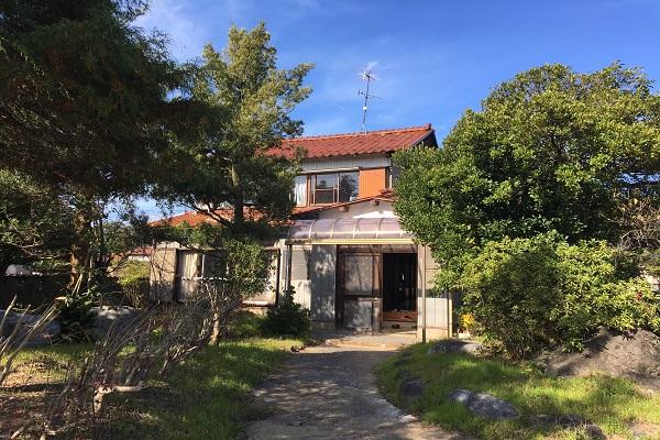 移住体験の家
